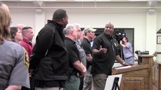 Tensions high as Chester sheriff asks for more deputies in gang problem