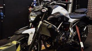 HealTech QuickShifter Easy (QSE) - Dyno Test Run, Yamaha MT-07/FZ07