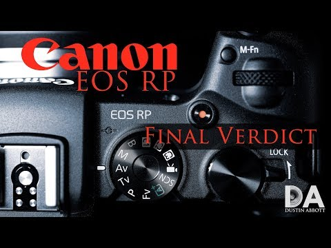 External Review Video yNUMa0n6owY for Canon EOS RP Full-Frame Mirrorless Camera