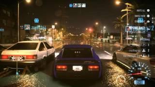 Need for Speed Wangan Midnight