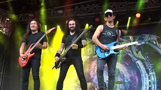Dragonforce - Through the Fire and Flames - Rock Heart 2018