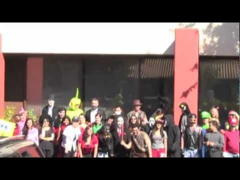 Halloween Party 2011 - Milestone Internet Marketing