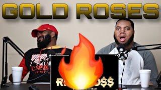 Rick Ross   Gold Roses (Audio) Ft. Drake   (REACTION) 🔥