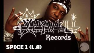 Spice 1 - 2 Hands and a Razor Chopped & Screwed
