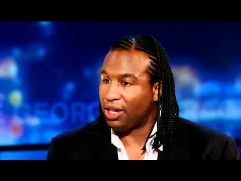 Georges Laraque on Don Cherry