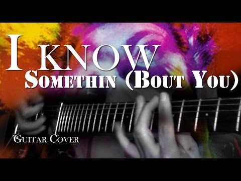 I know Somethin (Bout You) - Alice in Chains | Guitar Cover with Tabs