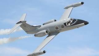 2010 Jacqueline Cochran Air Show - Clay Lacy Lear 24