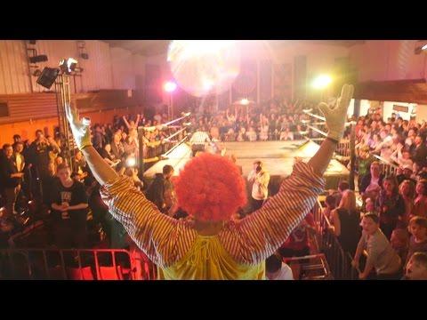 Ronald McDonald WWE Beatdown 2
