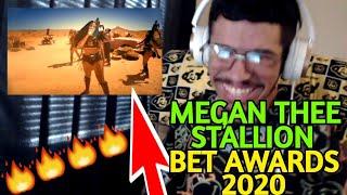 MEGAN THEE STALLION - BET AWARDS 2020 PERFORMANCE (Reaction)