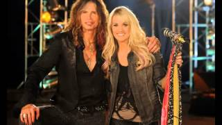 Aerosmith ft Carrie Underwood- Can't stop lovin' you