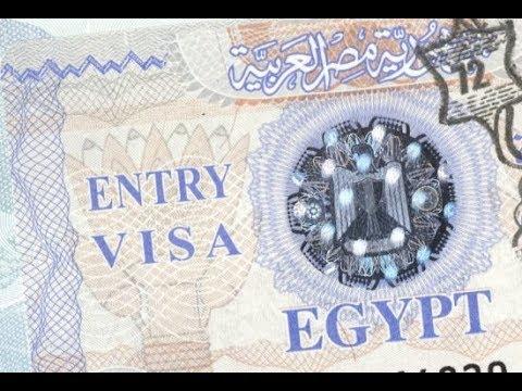 ВИЗА в Египет / СИНАЙСКИЙ ШТАМП / Как продлить визу / ВЫЛЕТ ЧАРТЕРОМ