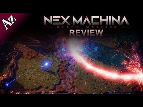 Nex Machina Review video thumbnail
