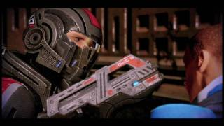Mass Effect 2: The Adventures of Criken Sheperd Part 1