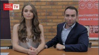 Камил Гаджиев о возможном турнире в Армении.