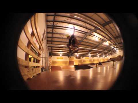 10 Tricks with Andrew Lowe at Muncie Indiana Skatepark