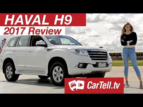 Haval H9 2017 - Review