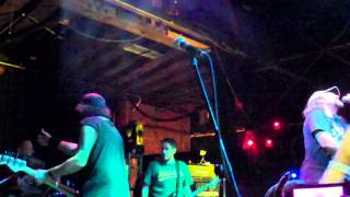 DRI How To Act/Commuter Man Live at The Oakland Metro Oakland CA 8/22/2014