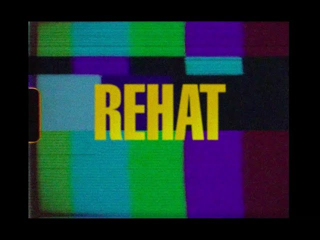 Kunto Aji - Rehat (Official Music Video)