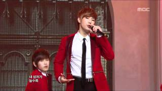 Infinite - Be Mine, 인피니트 - 내꺼하자, Music Core 20111224
