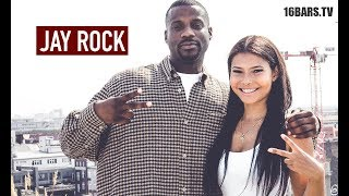 Jay Rock Interview: Redemption, Reason, Child Support & QC Collab (16BARS.TV)