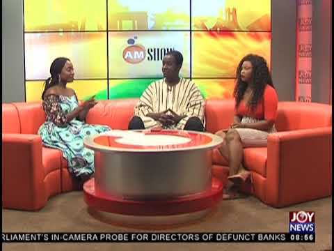 AM Showbiz on JoyNews (17-8-18)