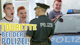 Tourette bei der Polizei