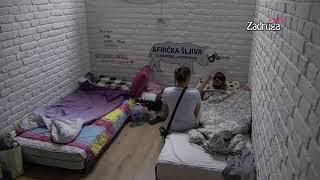 Zadruga 3 - Miljković raskida sa Lunom zbog Slobe, 1.deo - 05.06.2020.