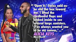 ALICIA KEYS REVEALS SEXY DETAILS ABOUT THE NI ..