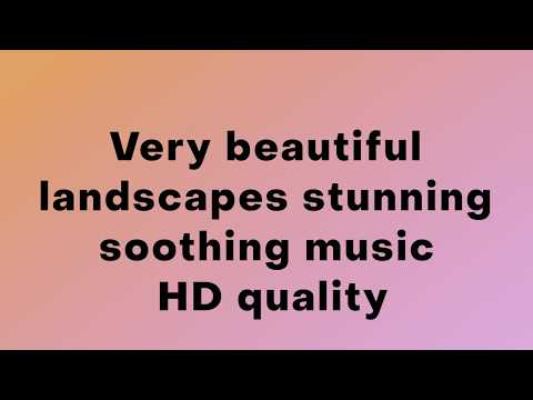 Beautiful ocean coast sea waves relaxing music HD quality