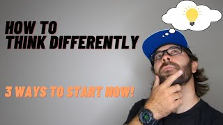 How to Think Differently   Systematize Your Life