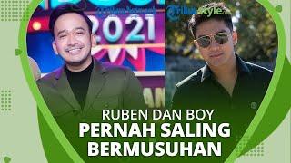 Ruben Onsu dan Boy William Pernah Berseteru Perihal Sarwendah, Boy: Ruben Blacklist Saya