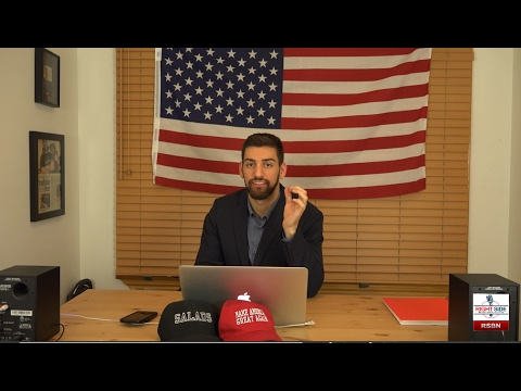 The Joey Saladino Show Ep.6- It's Not a Muslim Ban!