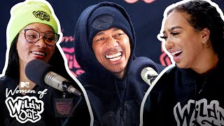 Nick Cannon on His Kids, Creating Wild 'N Out & More - MTV's Women of Wild 'N Out Podcast