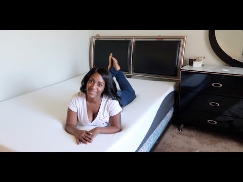 BEST Memory Foam Mattress Under $400 Bed in Box Review / Nighslee