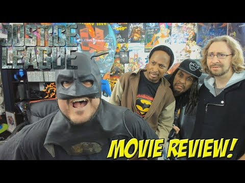 Justice League Movie Review! - YoVideogames