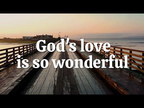 God's love is so wonderful | Christian Songs For Kids