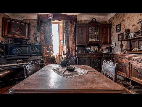 Download Abandoned UNTOUCHED Millionaires Family Mansion w/ EVERYTHING INSIDE Mp4 HD Video and MP3