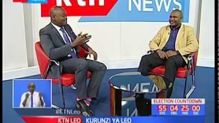 Kurunzi Ya Leo: Kampeni za Jubilee na NASA zaendelea