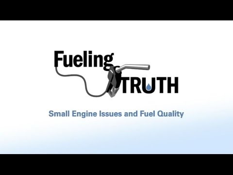 Ethanol is not to blame for small engine issues