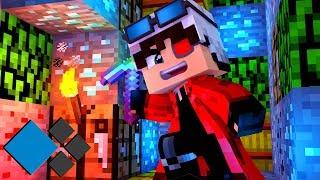 НОВАЯ МИНИ ИГРА НА КРИСТАЛИКСЕ! БИТВА МУРАВЬЕВ В МАЙНКРАФТЕ | AntWars Minecraft
