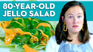 We Made An 80-Year-Old Jello Salad | Toaster Time Machine | Good Housekeeping