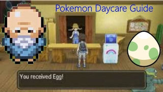 How to get to the Nursery/Daycare in Pokemon Sun and Moon