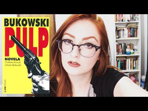 RESENHA: Pulp - Charles Bukowski