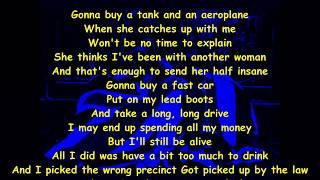 The Who  My Wife  Lyrics