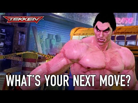 Tekken – iOS/Android – What's your next move? (Announcement Trailer)