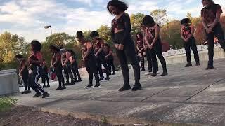 Eggplant  PapermakerAstar & DJflex (dance Video) Choreographed By Trendsettastacy Dancers:D'Afrique