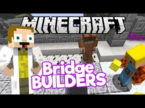 ⛑️ Postavili jsme pěkný most! Bridge Builders [GEJMR]