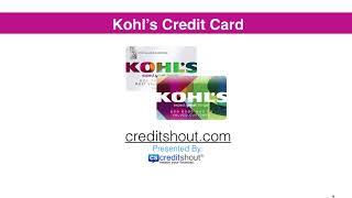 Kohls Credit Card Review