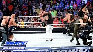 10-Man Tag Team Match: SmackDown, Sept. 5, 2014