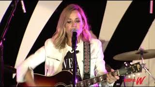 """Sheryl Crow - """"If It Makes You Happy"""" snippet @ espnW summit (Tribute to Tom Petty)"""